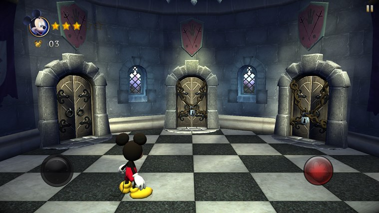 Castle of Illusion Starring Mickey Mouse screen shot 0