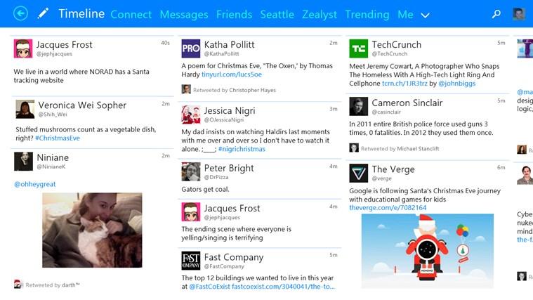 Tweetium screen shot 0