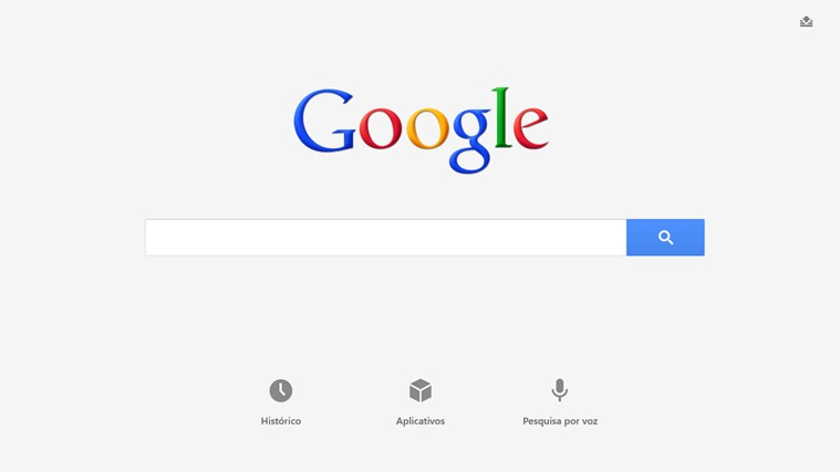 Google Search captura de tela 0