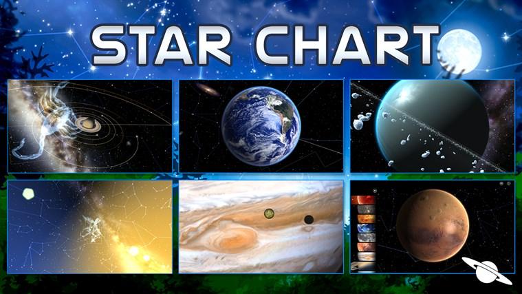 Star Chart näyttökuva 0