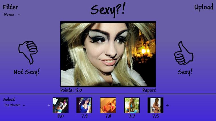 Sexy? screenshot 0