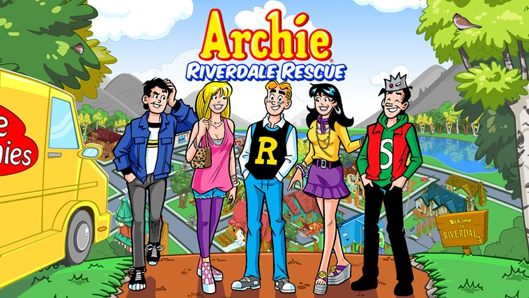 Archie Riverdale Rescue screen shot 0