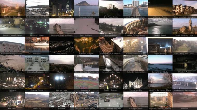 iSpy Cameras for Win8 UI full screenshot