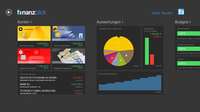 finanzblick Screenshot 0