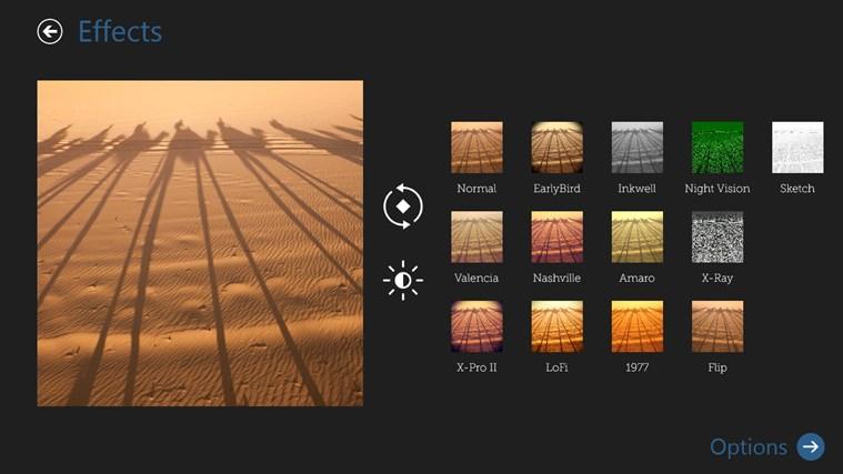 InstaPic screen shot 4