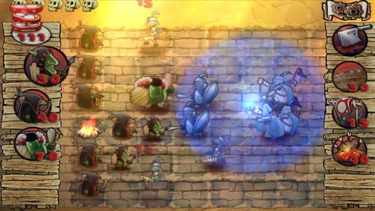 Orcs Must Survive screen shot 2