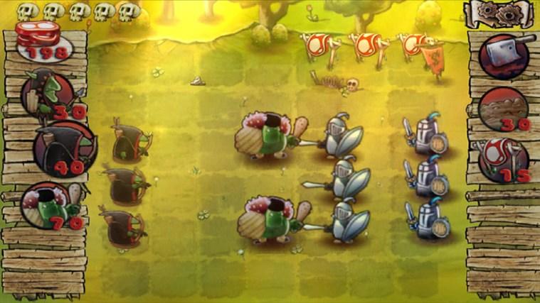 Orcs Must Survive screen shot 4