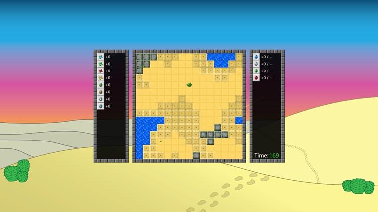 Desert Quest screen shot 2
