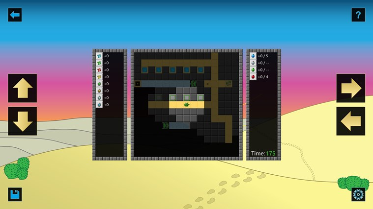 Desert Quest screen shot 4