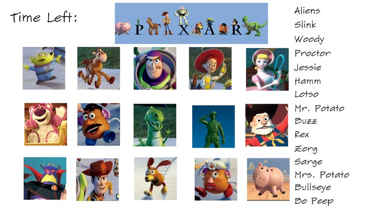Toys Names in Toy Story All Toy Story Characters Names