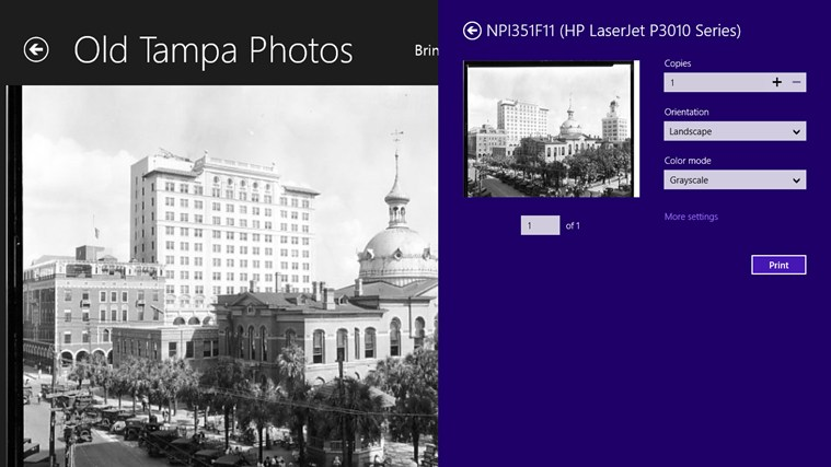 Old Tampa Photos screen shot 8