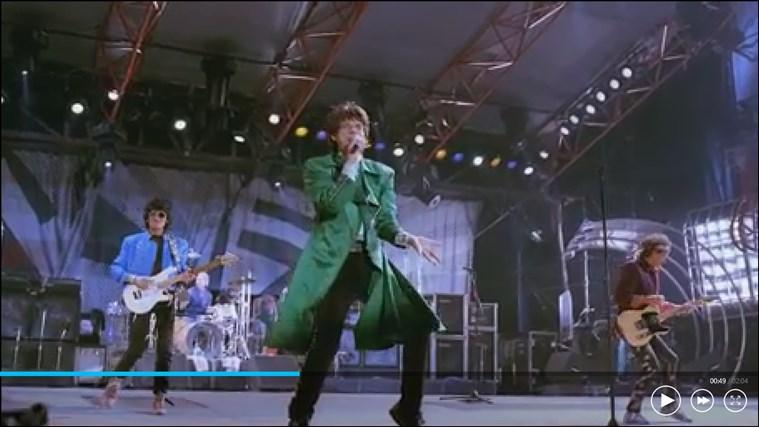 Qello Concerts screen shot 4