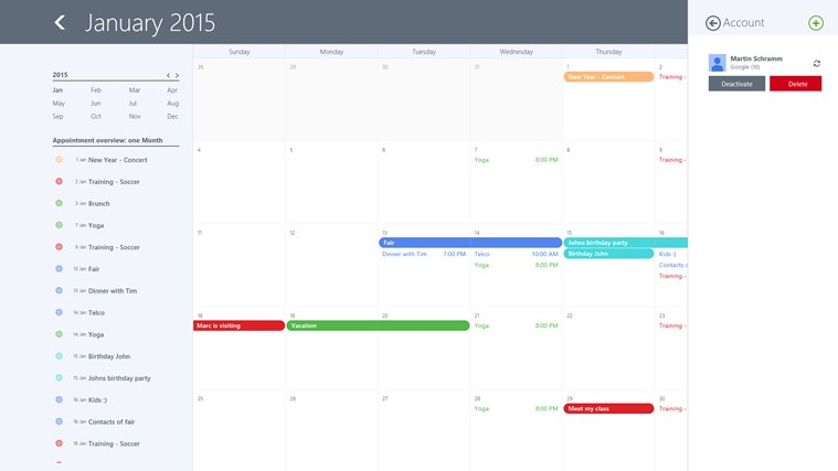 gmail calendar screen shot 6