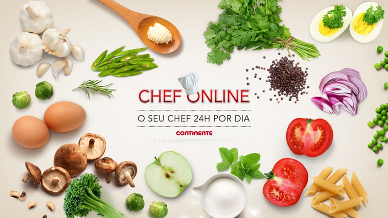 Chef Online captura de ecrã 0