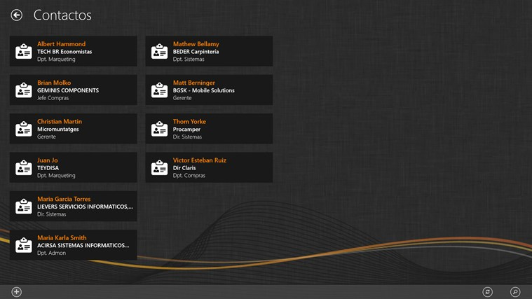 Forcemanager captura de pantalla 2