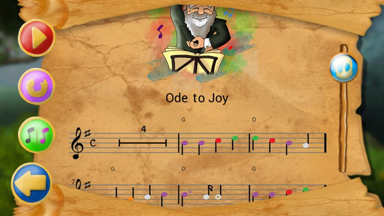 Oratio's Flute Master Free screen shot 6