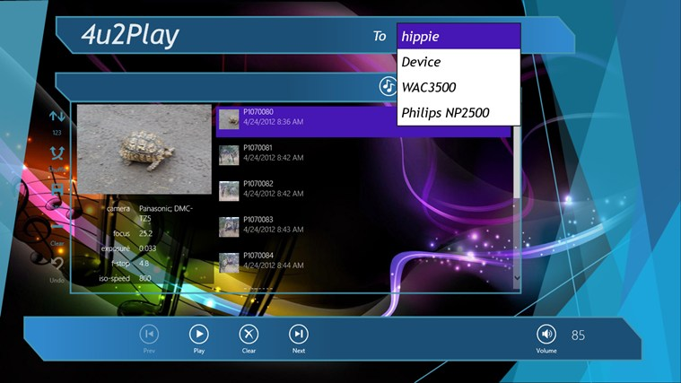 4u2Play screen shot 2