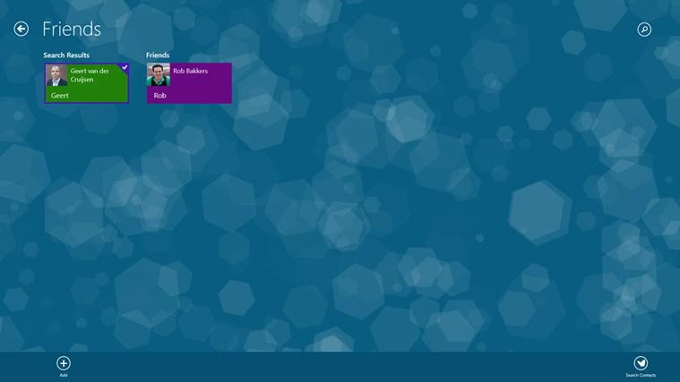 WordBattle schermafbeelding 4