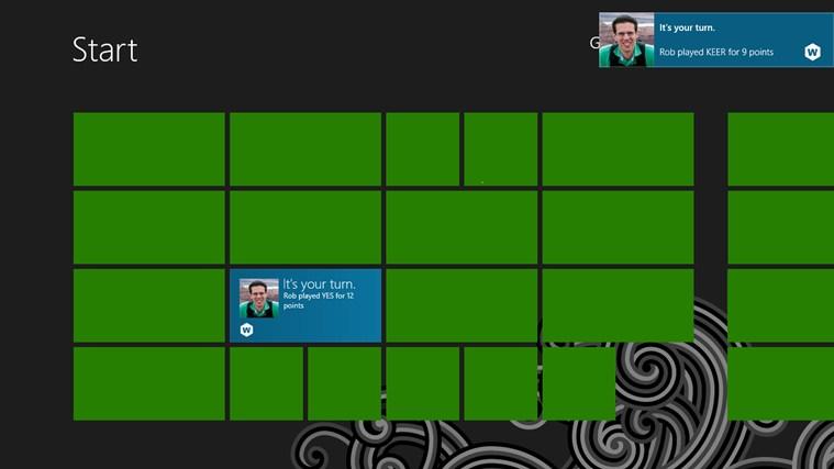 WordBattle schermafbeelding 6