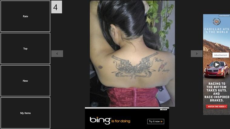 Rate My Tattoo gabháil scáileáin 0