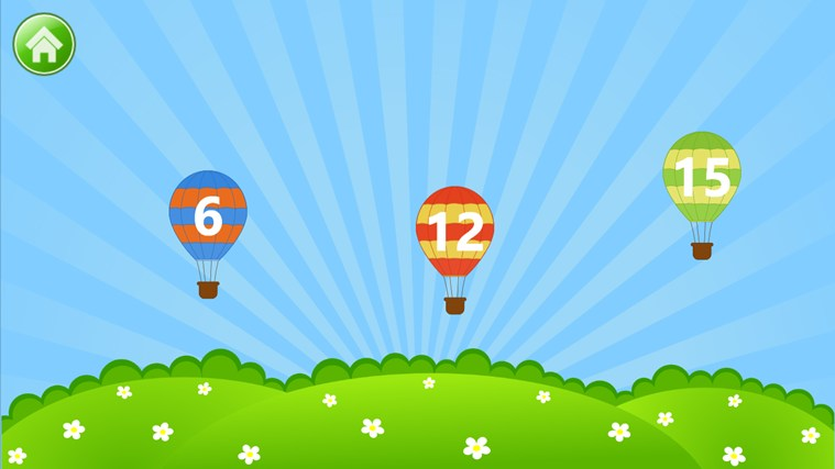 Kids Numbers and Math - Learn to Count, Add, Subtract, Compare and Match Numbers screen shot 4