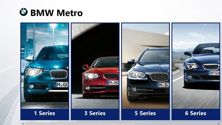 BMW Metro full screenshot