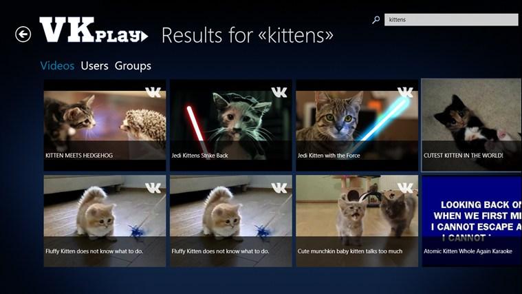 VK Play screen shot 0