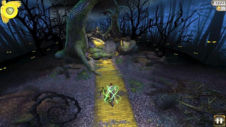 Temple Run: OZ screen shot 4