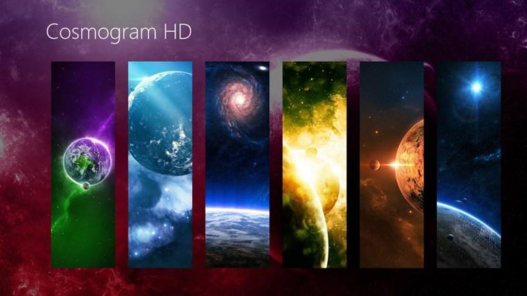 Cosmogram HD full screenshot