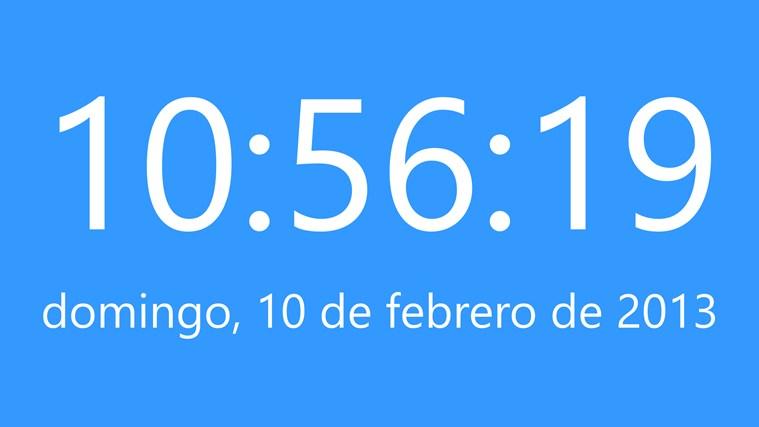 cronometroen linea