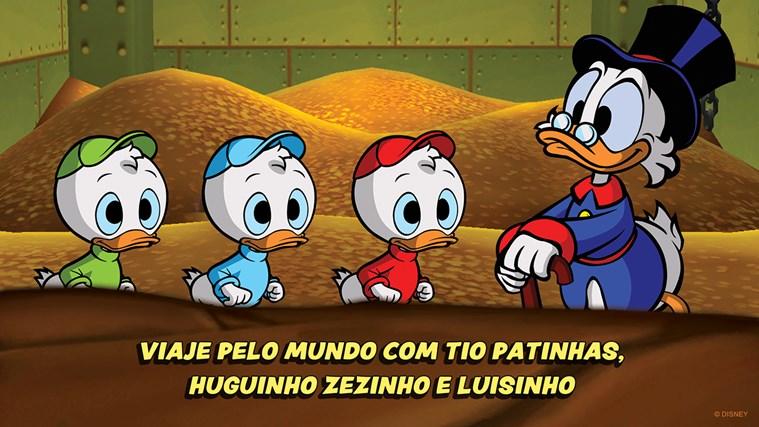 DuckTales Remastered captura de tela 2