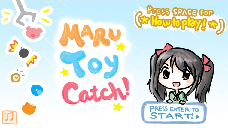 Maru Toy Catch! screen shot 0