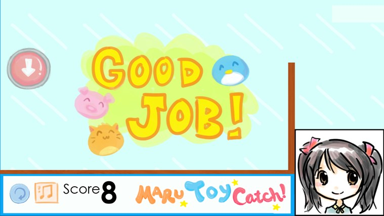 Maru Toy Catch! screen shot 4