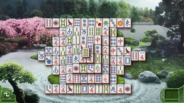 Microsoft Mahjong snímek obrazovky 0