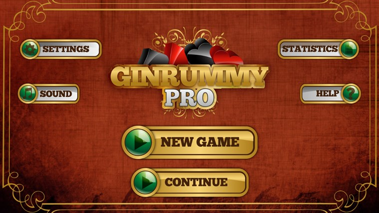 free gin rummy games