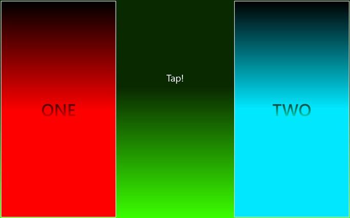 First Tap screen shot 0