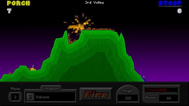 Pocket Tanks screen shot 0