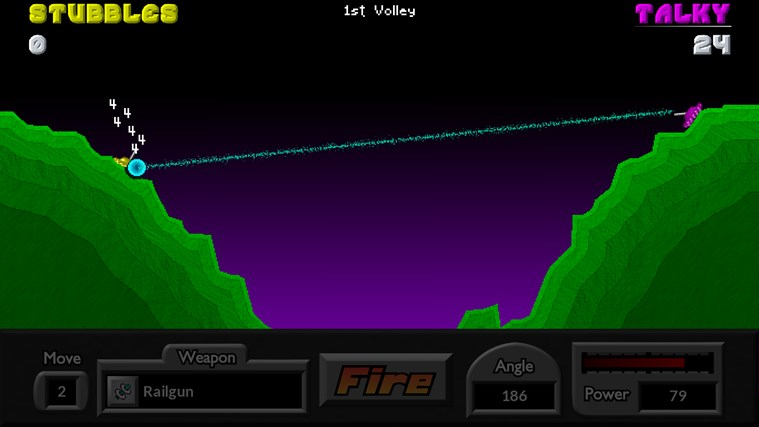Pocket Tanks screen shot 6