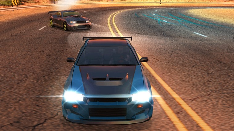 Drift Mania: Street Outlaws screen shot 2