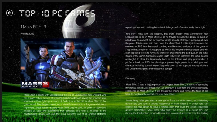 Top 10 PC Games 2013 screen shot 2