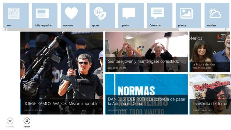 el Nuevo Herald screen shot 4