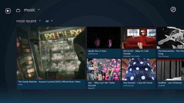 Dailymotion schermafbeelding 2