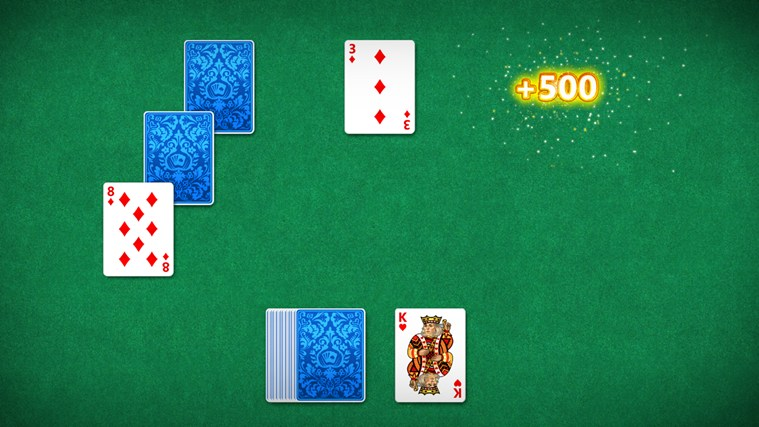 Microsoft Solitaire Collection capture d'écran 4
