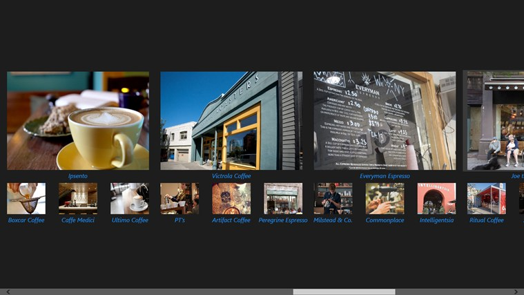 Best Coffee Shops screen shot 6