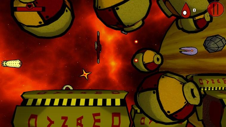 Cosmic Predator Warmup screen shot 0