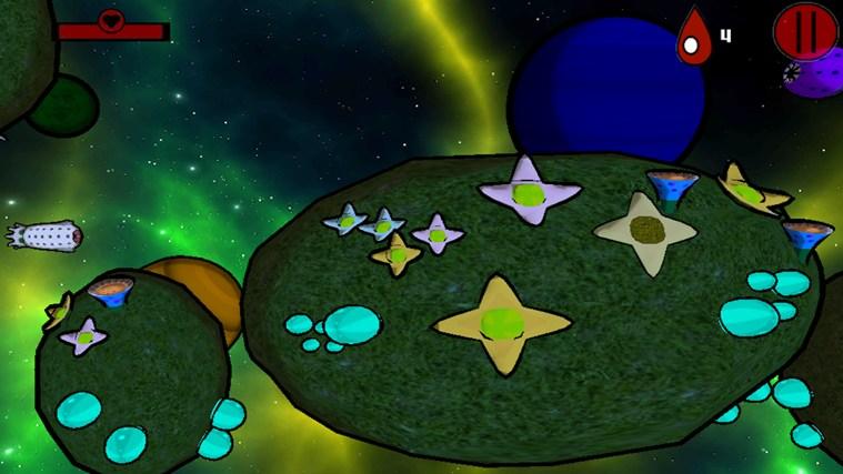 Cosmic Predator Warmup screen shot 2
