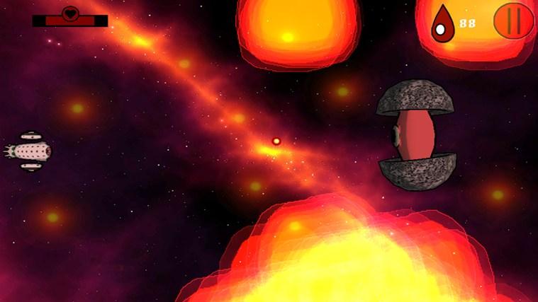 Cosmic Predator Warmup screen shot 4