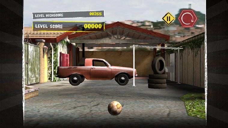 Tricky Shot Soccer capture d'écran 2