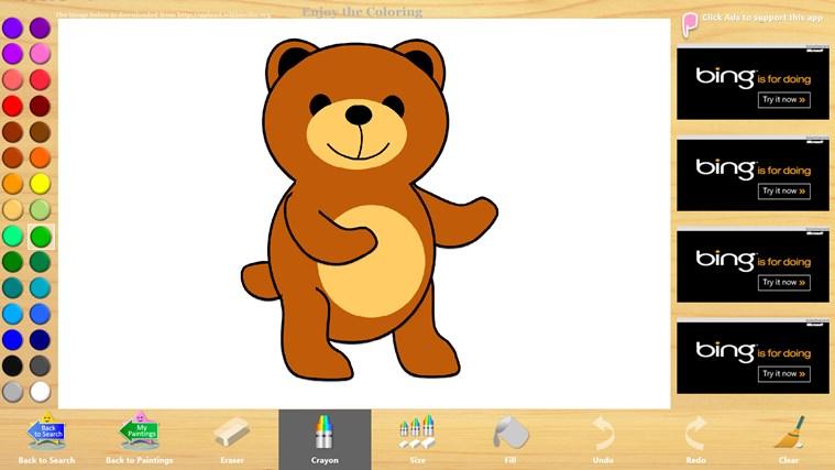 Canvas Fun On Bing screen shot 4