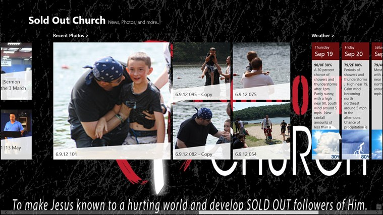 Sold Out Church screen shot 2